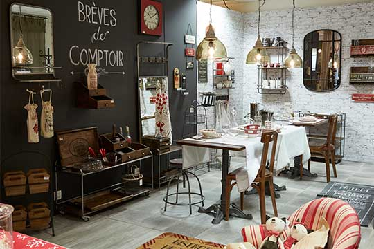Devenir distributeur - Showroom